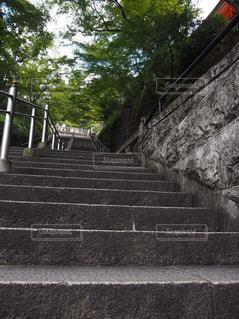 清水寺の階段の写真・画像素材[1751456]