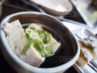 豆腐屋さんの湯豆腐の写真・画像素材[1751461]