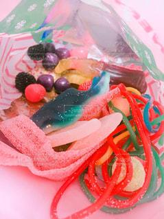 カラフルなお菓子の写真・画像素材[1751539]
