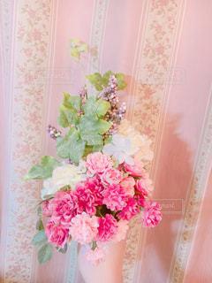 造花の花束の写真・画像素材[1824040]