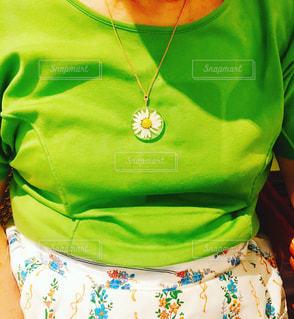 おばあちゃんの洋服の写真・画像素材[1824046]