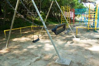 公園のぶらんこ - No.813749