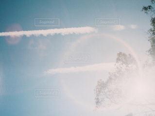 透き通る青の写真・画像素材[1752747]
