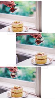 パンケーキの写真・画像素材[2293295]