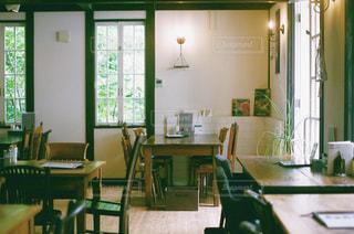 カフェの写真・画像素材[2293325]