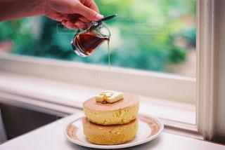 ホットケーキの写真・画像素材[2293347]