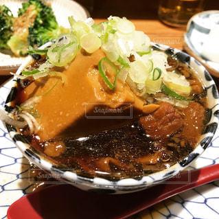 牛すじ煮込み豆腐の写真・画像素材[2830132]