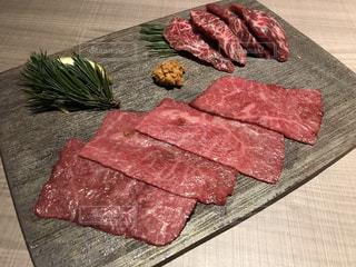 美しいお肉の写真・画像素材[3296853]