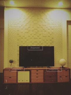 ライトアップされた部屋のスクリーンショットの写真・画像素材[3111029]