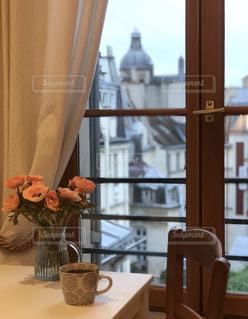 パリの夜明けの写真・画像素材[1805635]