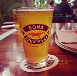 ハワイ島コナビールの写真・画像素材[1754221]