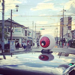 タクシーの写真・画像素材[1757503]