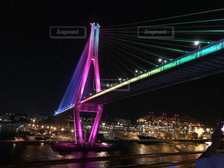 釜山港大橋の写真・画像素材[1758119]