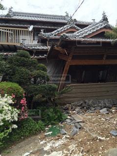 熊本地震の写真・画像素材[1757415]