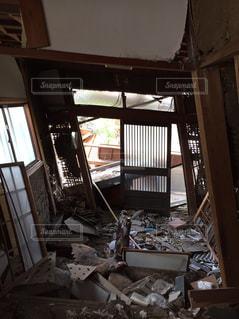 熊本地震の写真・画像素材[1757418]