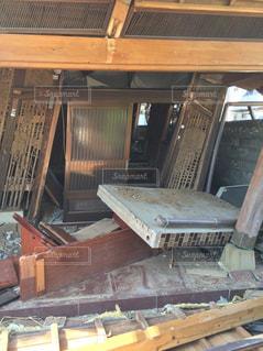 熊本地震の写真・画像素材[1757419]