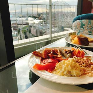 朝食の写真・画像素材[1758259]