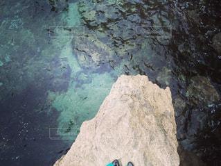 断崖絶壁の写真・画像素材[1759829]
