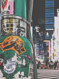 新宿・歌舞伎町のストリートの写真・画像素材[2413112]