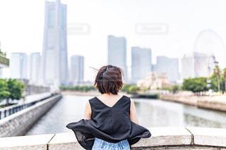 横浜を望むの写真・画像素材[2324833]