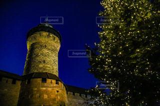クリスマスツリーの写真・画像素材[2333623]
