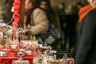 クリスマスマーケットの写真・画像素材[2333662]