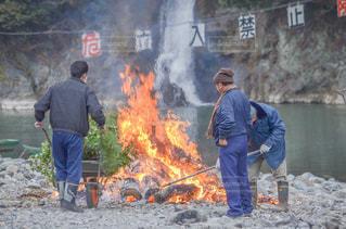 火の写真・画像素材[2333671]