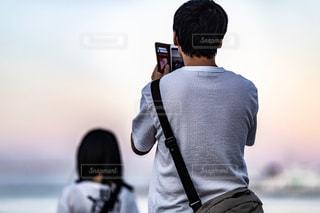 カップルの写真・画像素材[2338603]