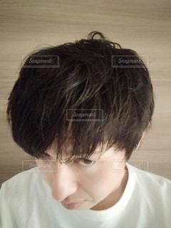 頭頂部の写真・画像素材[2463229]