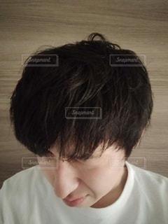 頭頂部の写真・画像素材[2463232]