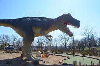 恐竜の写真・画像素材[2606359]