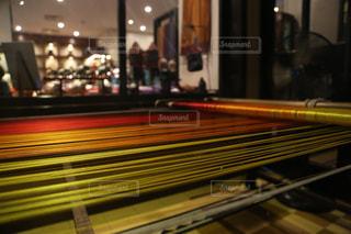 織り機の写真・画像素材[2727187]