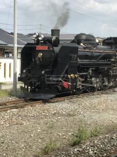 釜石線 銀河鉄道のイメージのSLの写真・画像素材[1760351]