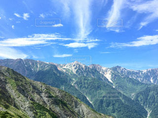 山の写真・画像素材[1760494]