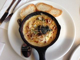 お洒落な朝食の写真・画像素材[1760474]