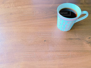 コーヒーを一杯入れたの写真・画像素材[3168890]