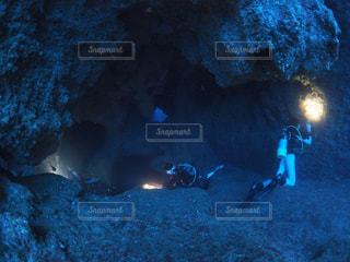 水中探索隊の写真・画像素材[1761866]