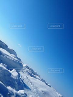 雪に覆われた流氷の写真・画像素材[1762019]