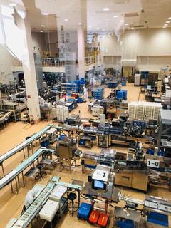 工場の写真・画像素材[2932687]