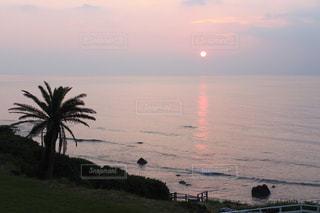 日の出の写真・画像素材[1763539]