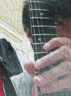 ギターの写真・画像素材[2169979]
