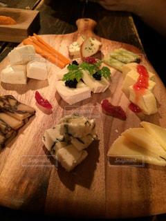 ワインに合うチーズの盛り合わせ☆の写真・画像素材[1769867]