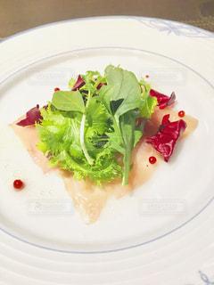 コース料理の前菜の写真・画像素材[1783772]
