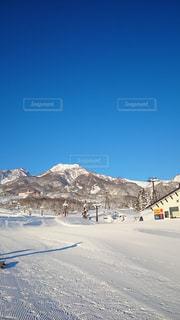 赤倉観光スキー場の写真・画像素材[1766173]