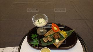旅館の夕食の写真・画像素材[1770874]