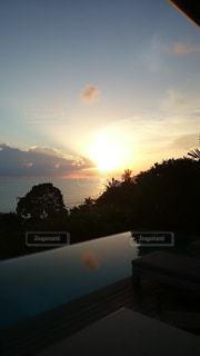 プーケット 夕陽の写真・画像素材[1778485]