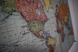 世界地図の写真・画像素材[2789945]
