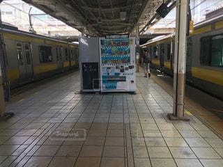駅ホームの写真・画像素材[2374389]