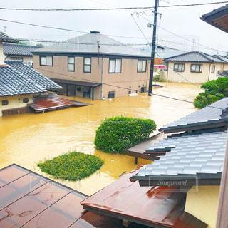 西日本豪雨の写真・画像素材[1779832]