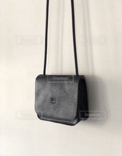 黒い袋の接写の写真・画像素材[2181927]